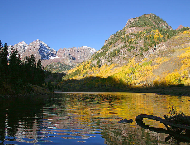 Maroon Bells #139 | Aspen, Colorado | Stan Rose Photography