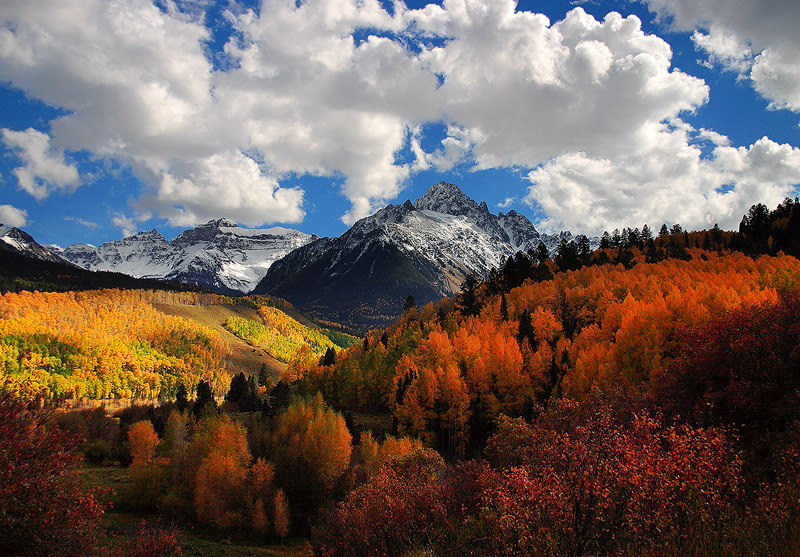 Sneffels,Colorado, photo