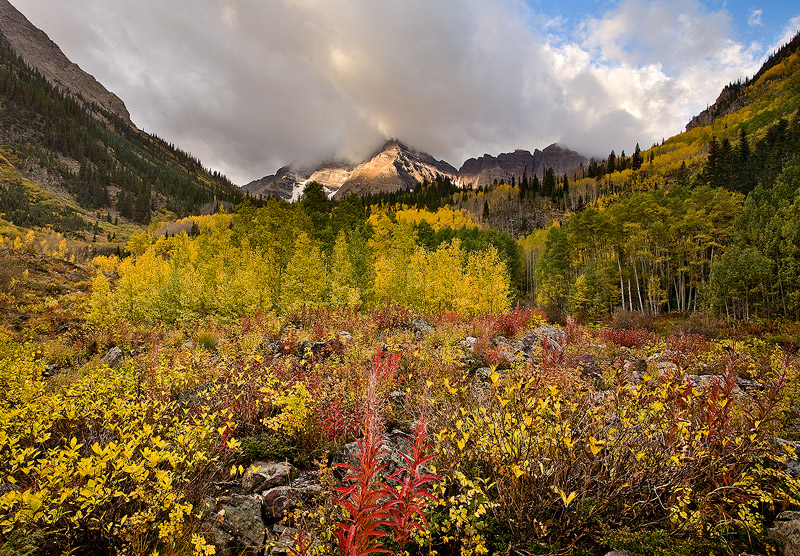 Maroon Bells,Colorado,Aspen, photo