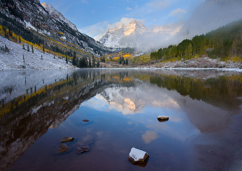 Aspen,Colorado,Maroon Bells, photo