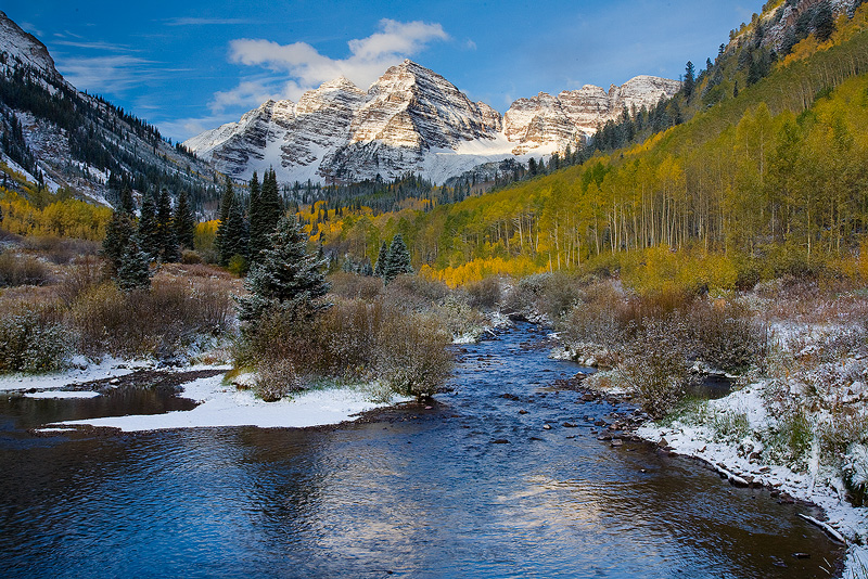 Aspen,Maroon Bells,Colorado, photo