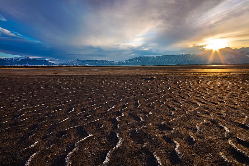 San Luis Lakes,Sand Dunes, photo