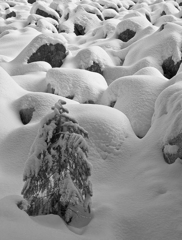 Grizzly Creek,Colorado,Winter, photo