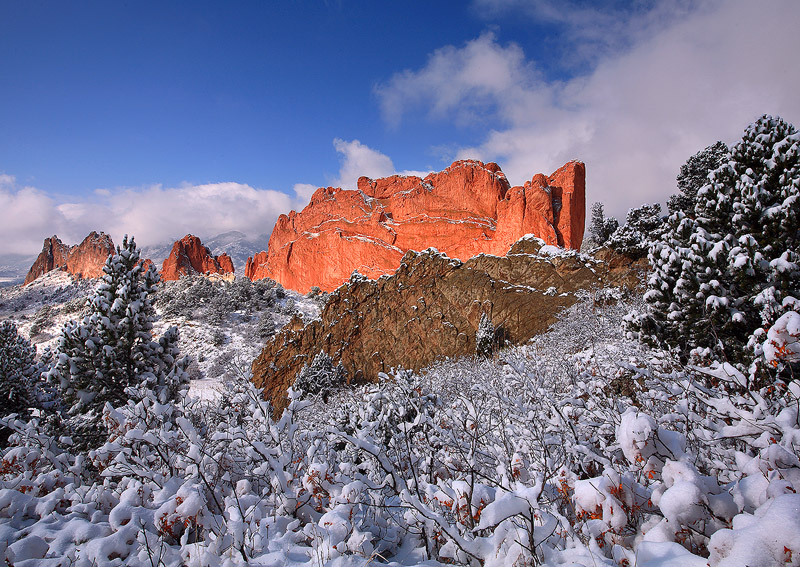 Garden of the Gods,Colorado, photo