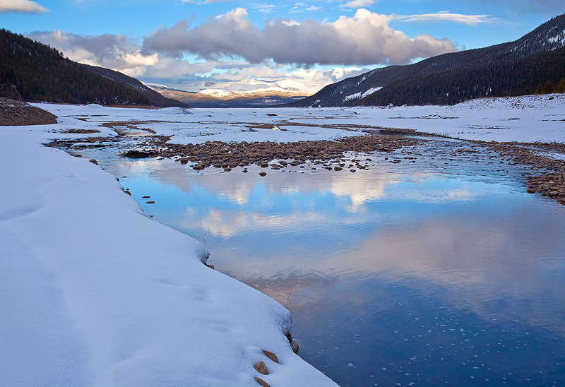 Leadville,Turquoise Lake,Colorado, photo
