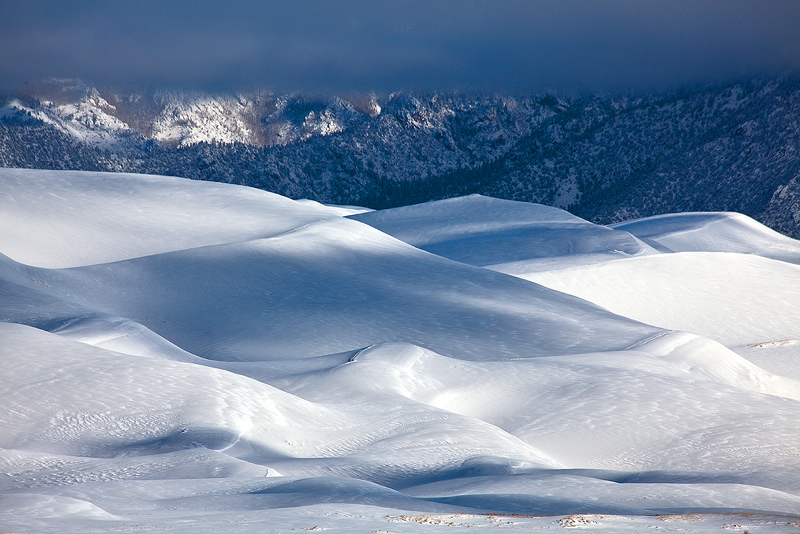 Great Sand Dunes,Colorado, photo