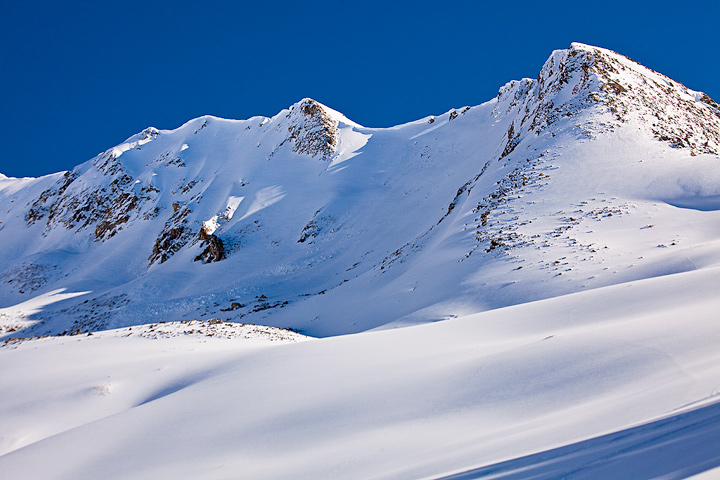 mayflower gulch,snow,winter, photo