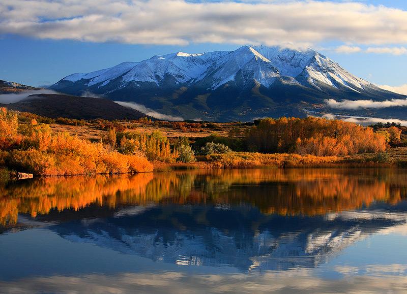 Spanish Peaks,La Veta,Colorado, photo