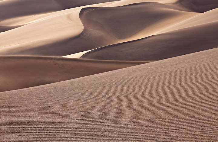 Great Sand Dunes,Colorado,abstract, photo