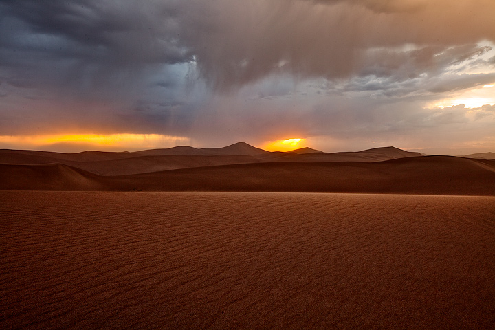 Great Sand Dunes,Colorado,monsoon, photo