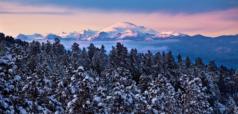 Pikes Peak,Wetmore,Colorado, photo