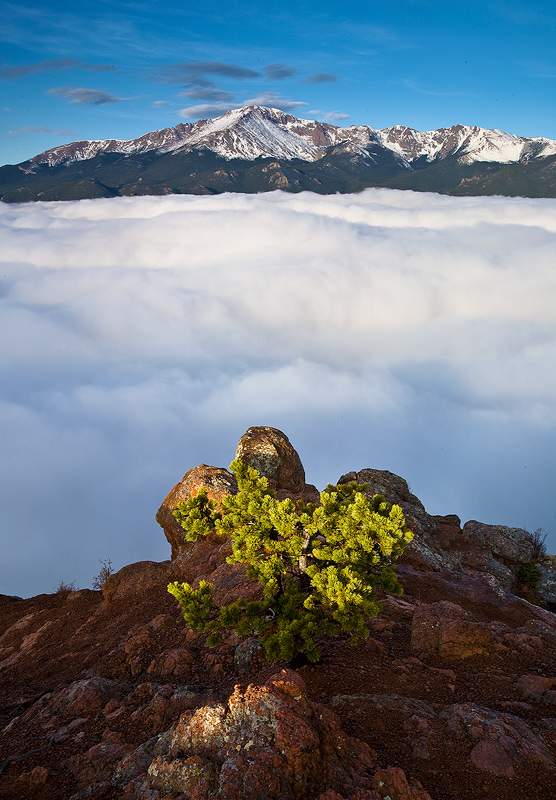 Pikes Peak,Colorado, photo