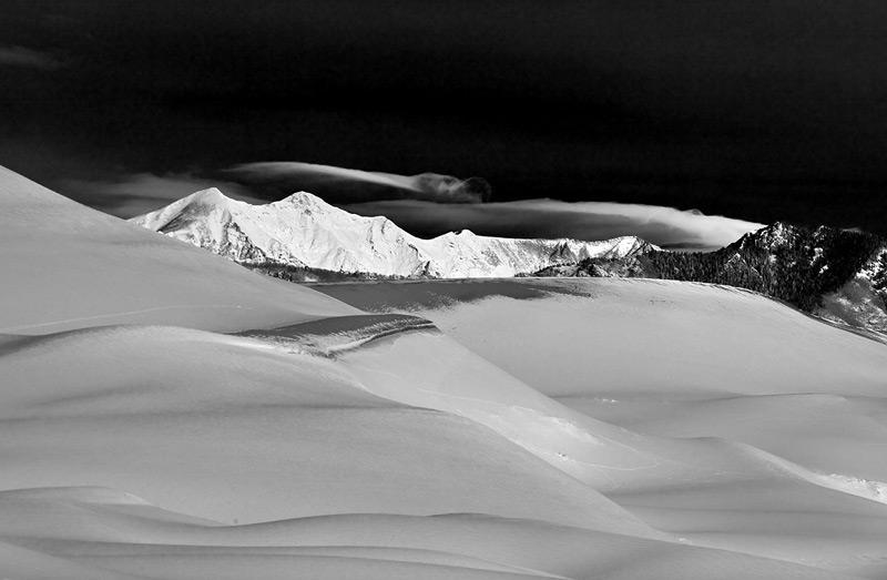 Great Sand Dunes, photo