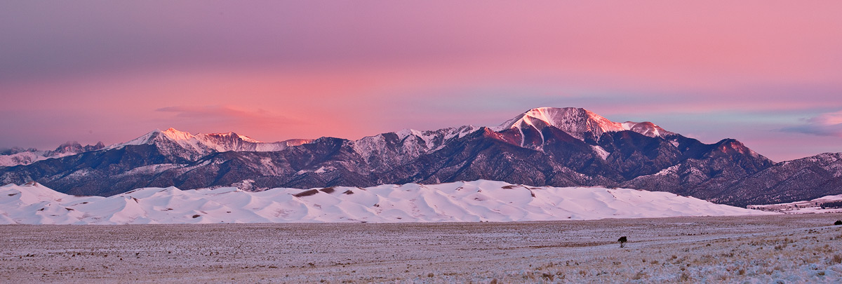 Great Sand Dunes, photo
