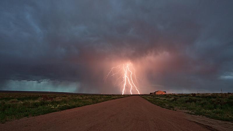 lightning,Pueblo West, photo