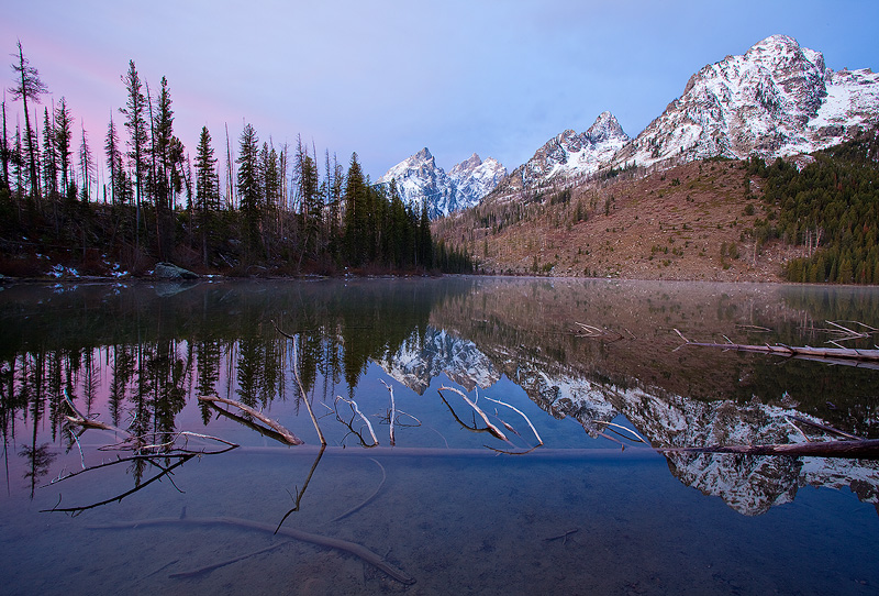 String Lake,Wyoming,Grand Teton, photo