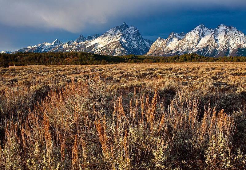 Grand Teton,Wyoming, photo