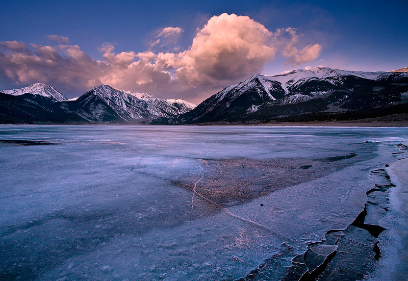 Twin Lakes,Colorado, photo