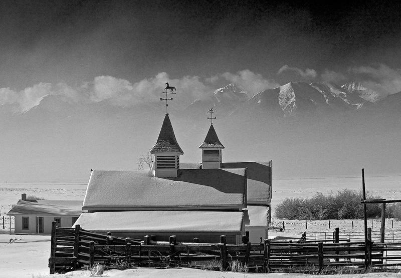 Westcliffe,Ranch,Colorado, photo